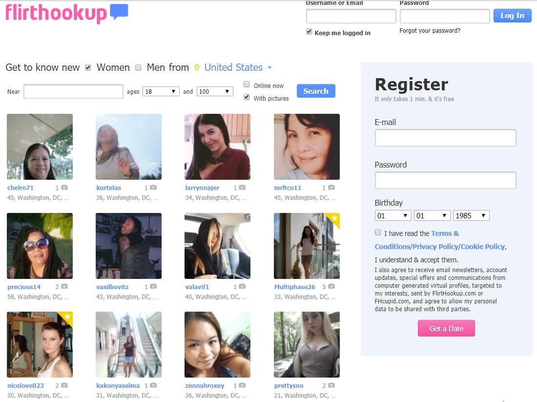 flirthookup-models