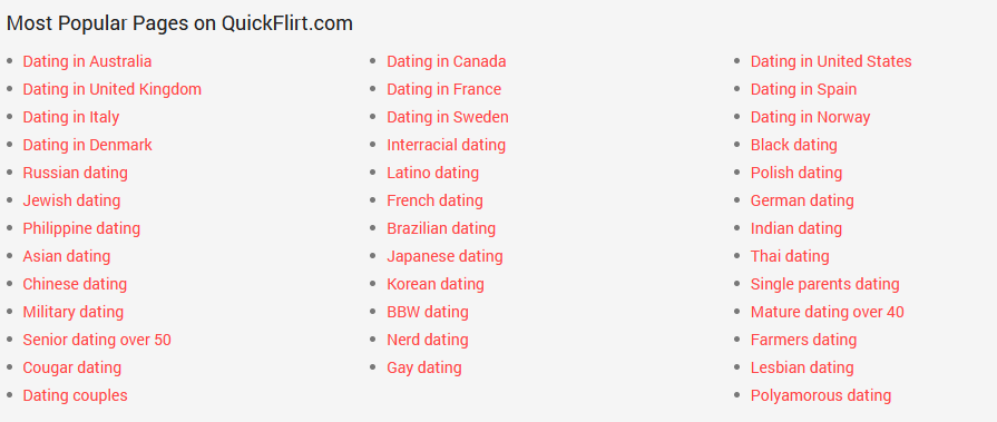 Quickflirt.com category