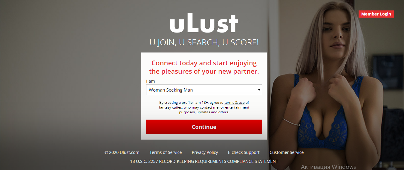 ulust.com sing up