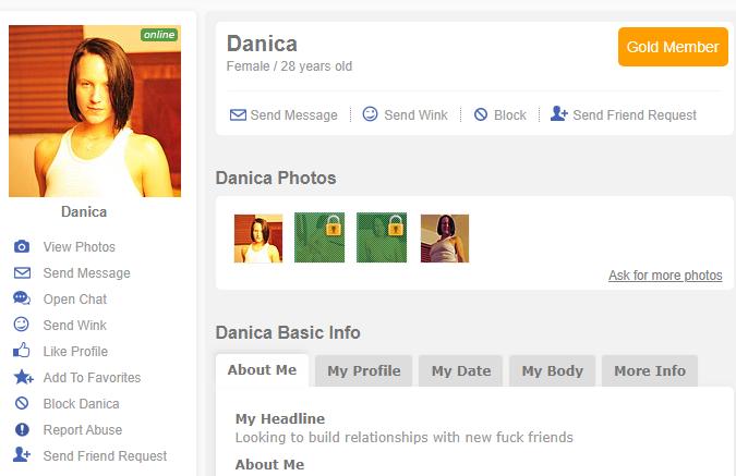 instantfuckbook profile structure